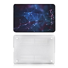 Laptop Protecting Cover For Macbook Pro 13 inch Painting Surface Hard white