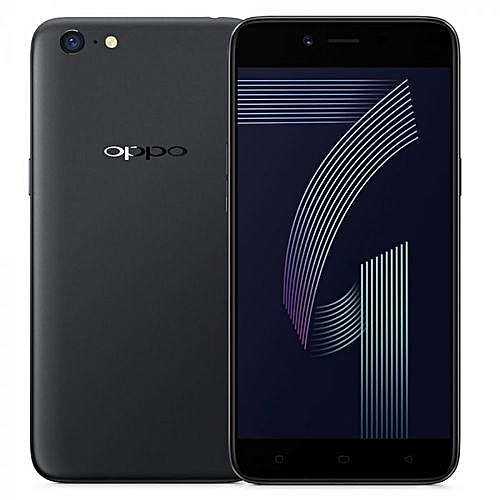 "A71 (2018) - 5.2"" - 16GB - 3GB RAM - 13MP Camera- 4G - Dual SIM - Black"