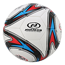 Official Size 4 Football Ball PU Granule Slip-resistant Football Soccer Ball