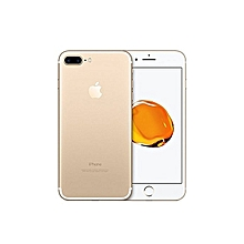 "iPhone 7 Plus - 5.5"" - 128GB - 3GB RAM - 12MP Camera - 4G LTE - Single SIM - Gold"