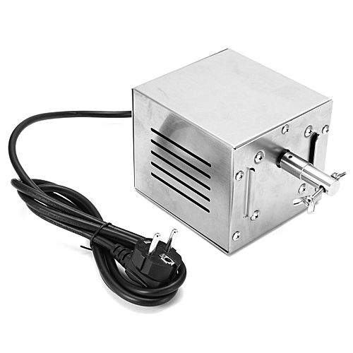 Stainless Steel Rotisserie BBQ Spit 240V Motor 40/80kgs Capacity [220V European Regulations]