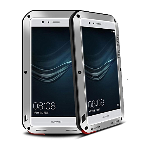cheap for discount 577f6 f61bc Huawei P9 Plus Waterproof Case, Shockproof Snowproof Dustproof Durable  Aluminum Metal Heavy Duty Full-body Protection Case Cover for Huawei P9 Plus