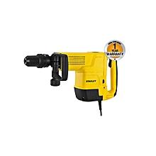 Hammer Demolition SDS-MAX - 10KG - 1600W - Black & Yellow