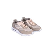 Grey Fashionable Shoes