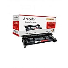 AR-CF226 (26A) - Toner Cartridge - Black +Free flower cable.