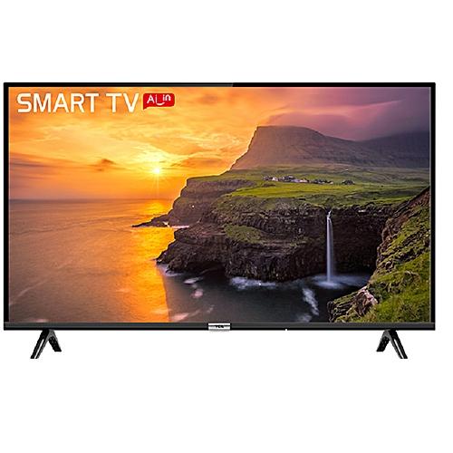 32S6800 - Smart ANDROID Digital LED ROKU TV - Black