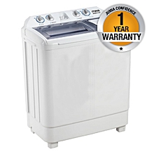 MWM12107 - Washing Machine, Semi-Automatic, 7Kg, White