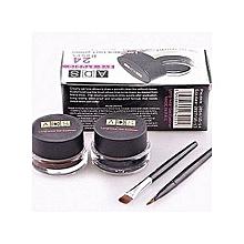 ADS Water Proof Gel Eyeliner - (Black & Brown)