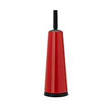 107849 - Toilet Brush & Holder - Deep Passion Red