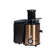 Juice Extractor -  350W - Black & Gold