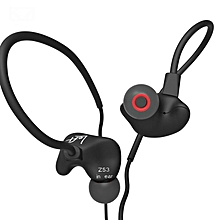 KZ ZS3 Noise Cancelling Headset With Mic Hifi Sport In-ear Earphone Dynamic Driver Replacement Cable  XYX-S