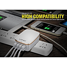 Travel Charger-A4404 White with European Regulation Adapter