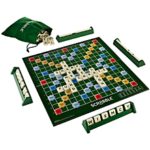 Universal Scrabble Game Board Educational Toys & Games