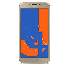 "Galaxy J4 Plus - 6"", 32GB, 2GB RAM, 13MP Camera (Dual SIM), Gold"