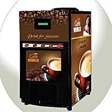 Cafe Plus Three Option Vending Machine