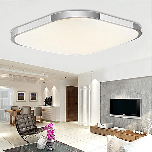 Newest Led Ceiling Down Light Lamp 24w Square Energy Saving For Bedroom Living Room Ceiling Lights & Fans