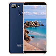 C11 Pro - 3GB+16GB - Dual Back Cameras, Fingerprint -  5.45 inch Screen - Android 8.1 Oreo - Network: 4G/LTE - Blue