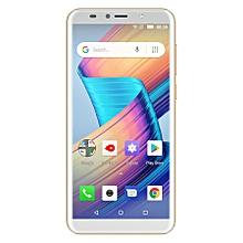 "V28 LTE- 4G- 5.7""- 16GB+1GB- 8MP- 3100mAh- Fingerprint - Android 8.1- Dual SIM-Golden"