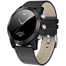 """DT NO.I S10 Smart Watch 1.3"""" 64KB RAM 512KB ROM IP68 350mAh - BLACK"""