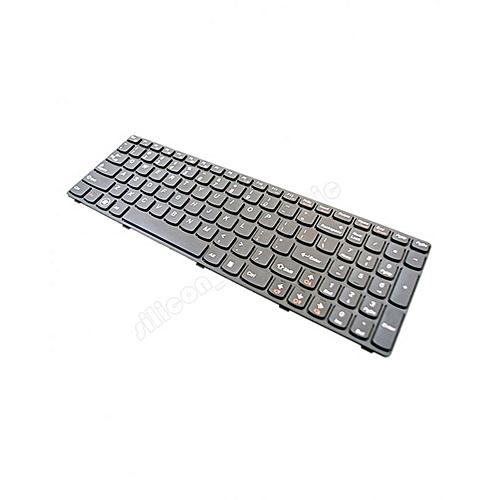 G40-30 Laptop Keyboard - Black
