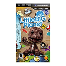 PSP Game - Little Big Planet