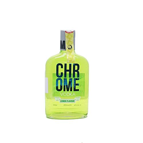Image result for chrome vodka lemon
