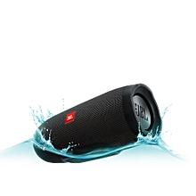 CHARGE 3 - Portable Bluetooth Waterproof Speaker – Black