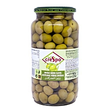 Whole Green Olives - 907g