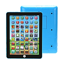 Mini English Child Touch I Pad learning Education -Blue