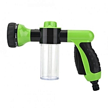 High Pressure Spray Car Wash Foam Cleaning Tool Washer 6m Green