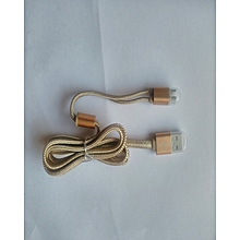 RN-129 - Data cable USB - Gold