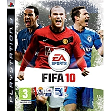 PS3 Game FIFA 10