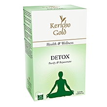 Detox Teabags, Caffeine Free-30g