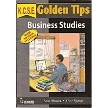 KCSE Golden Tips Business Studies