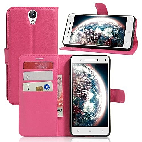 Buy Generic Pu Leather Wallet Case Cover For Lenovo Vibe S1 Lite