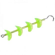 Rotatable Handbag Holder Purse Bag Hanger Hanging Rack Storage Organizer Green