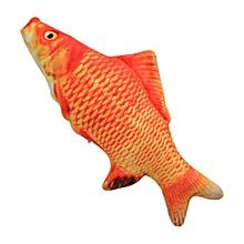 30cm Cat Favor Simulation Fish Cat Toys Catnip Catmint Fish Shape Pet Product