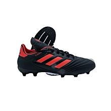 F/Ball Boots Copa 17.3 Fg Moulded Snr- S77144black/Flo Orange- 6