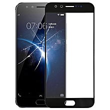 Front Screen Outer Glass Lens for Vivo X9i(Black)