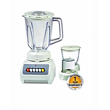 MBLR2999WH- Blender,1.5L, Chopper & Grinder - White