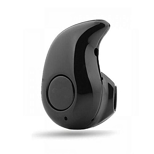 588f87c856a Generic Mini Wireless Bluetooth In-ear Earphones - Black @ Best ...