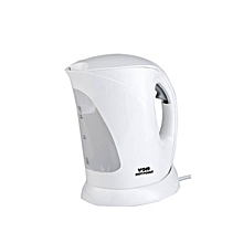 Kettle 1.7L Hk 317Fw 2200W-White