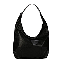 bluerdream-Fashion Women Shoulder Bag Satchel Crossbody Tote Handbag Purse Messenger - Black