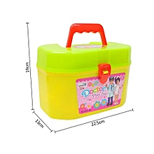 30pcs Kids Baby Doctor Medical Play Carry Set Case Education Role Play Toy Kit