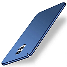 Ultra Slim Fit Shell Hard Plastic Full Protective Anti-Scratch Resistant Cover Case for Samsung Galaxy J7 Plus / C8   XXZ-Z