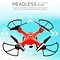 GB GW26 RC Drone 1080P HD Camera 4CH Long Time Flying Altitude Hold Quadcopter-red