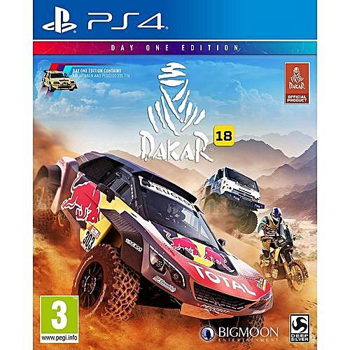 PS4 Game Dakar 18
