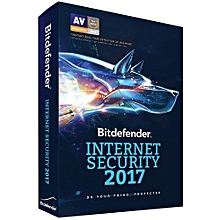 Internet Security 2017 - 3+1 free
