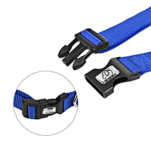 3pcs/Set Dog Collar & Harness & Leash Set Adjustable Collar Harness 1.2m Walking Leash XS/S/M/L Size for Small/Medium/Large Dogs Cats