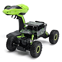 New Off Road Remote Control HB 1/18 2.4G 4WD Rock Crawler RC Car